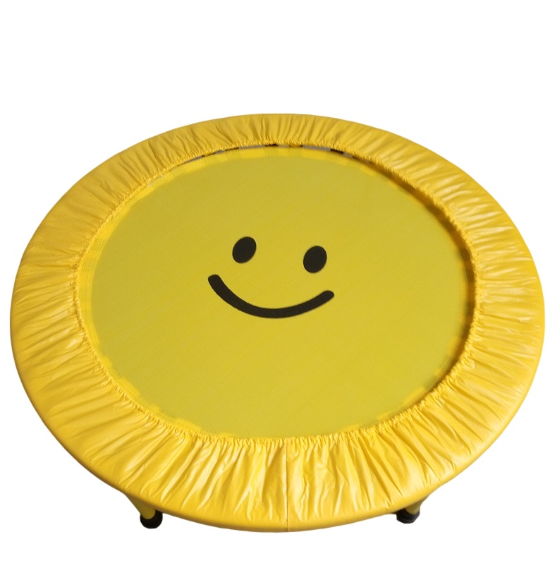 Smiley Face Trampoline
