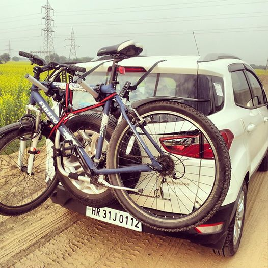 Ford-Eco-Sport-Cycle-Carrier
