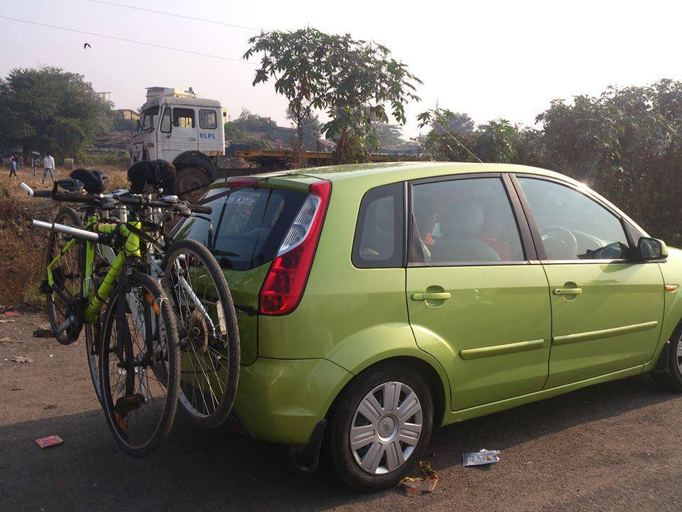 Ford-Figo-Car-Bicycle-Carrier