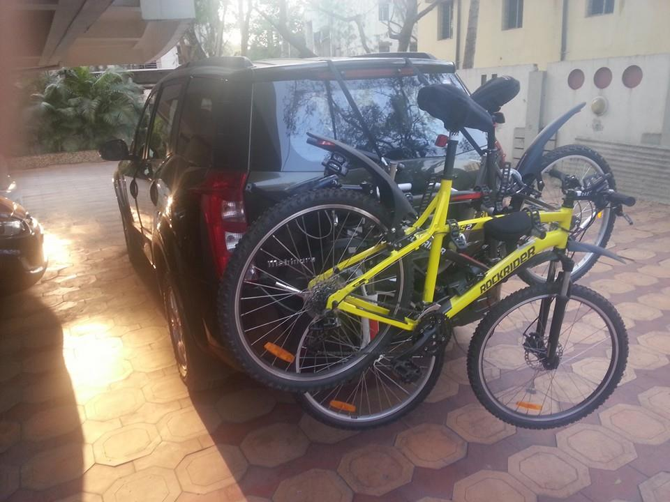 Mahindra-XUV500-Car-Bicycle-Carrier