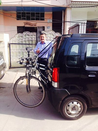 Maruti-WagonR-Car-Bicycle-Carrier