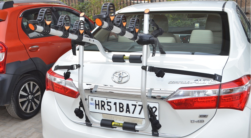 Car Bicycle Carrier India
