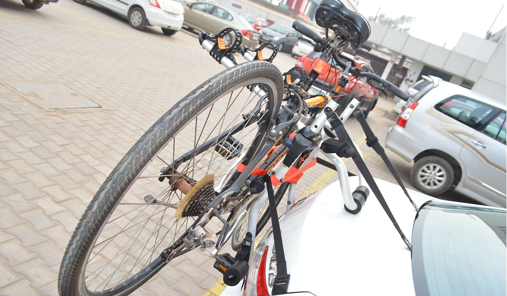 Car Bicycle Stand India