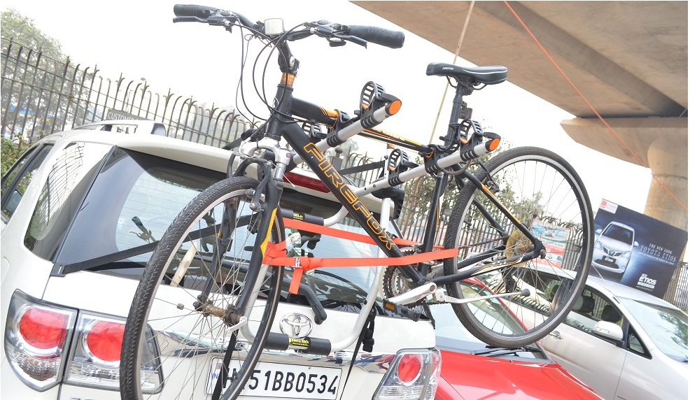 Cycle carrier India