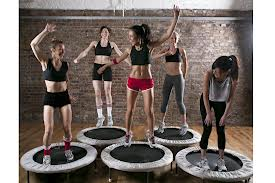Trampolines Health Benefits