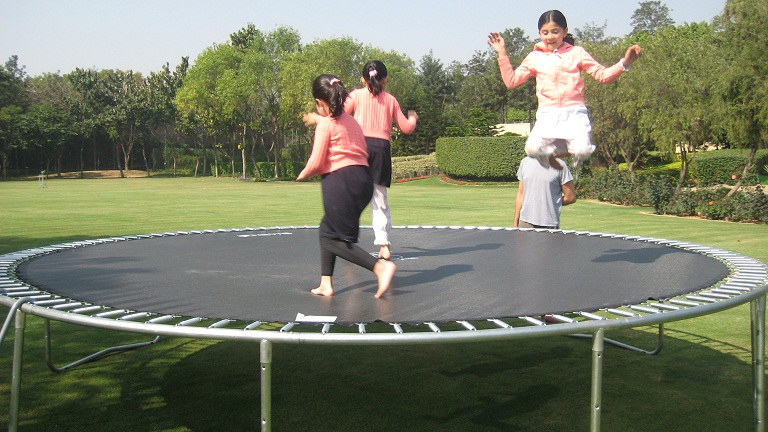 India S Exclusive Trampoline Store Buy Trampolines Online