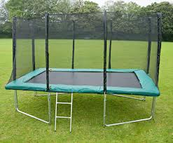 Trampolines Different Shapes Amp Sizes