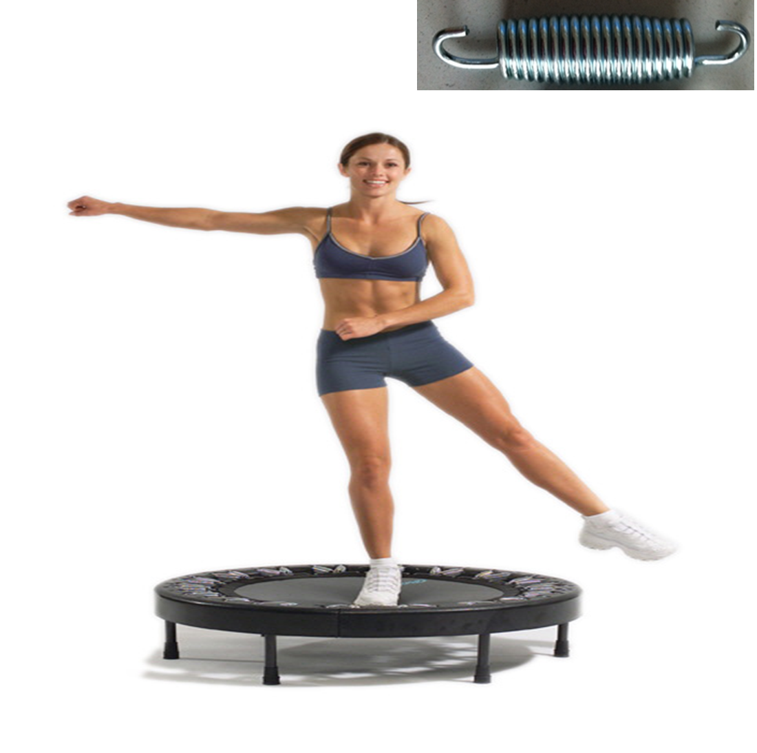 40 Inch Mini Exercise Trampoline Rebounder Best Quality