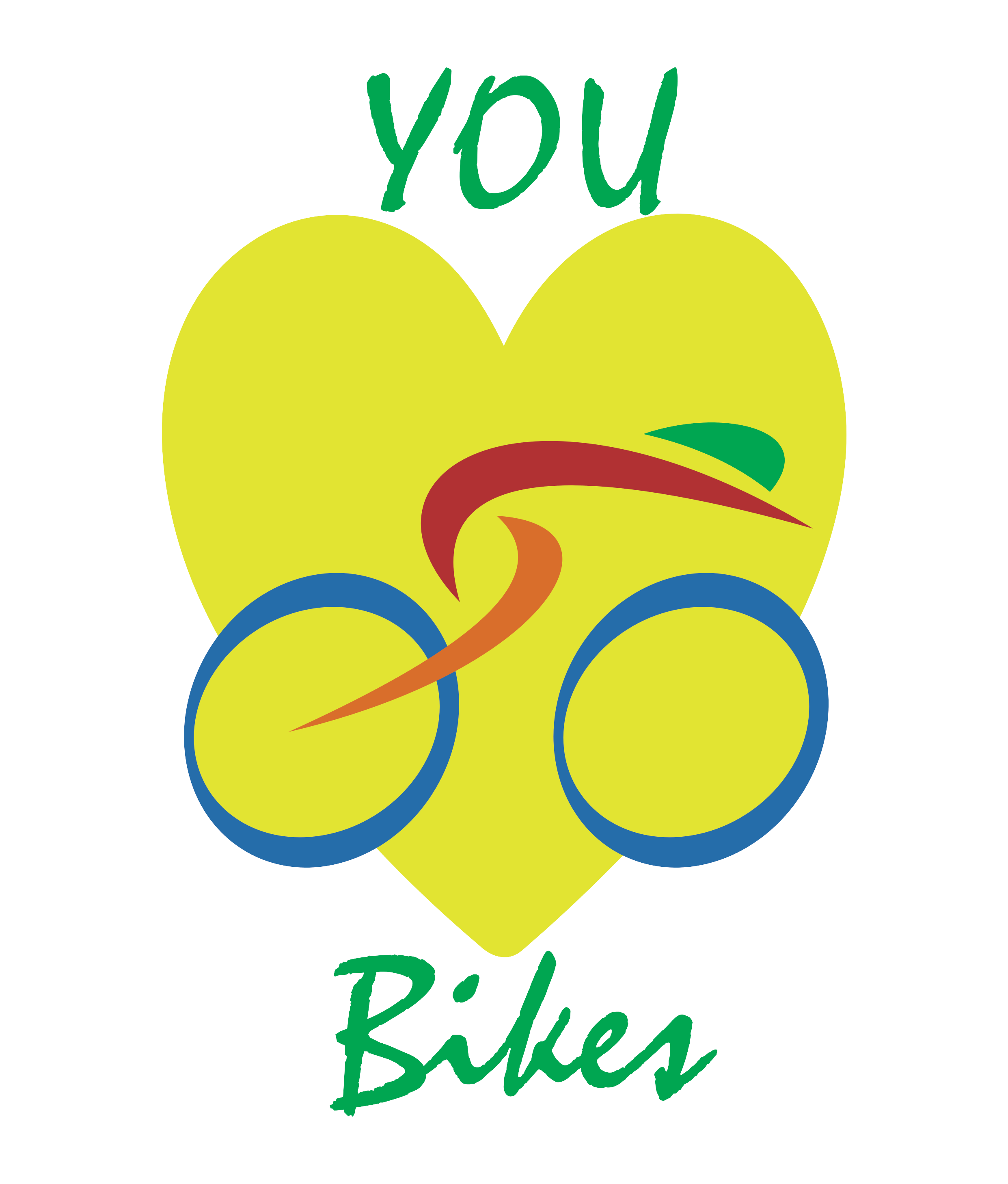 You Love Bikes Logo