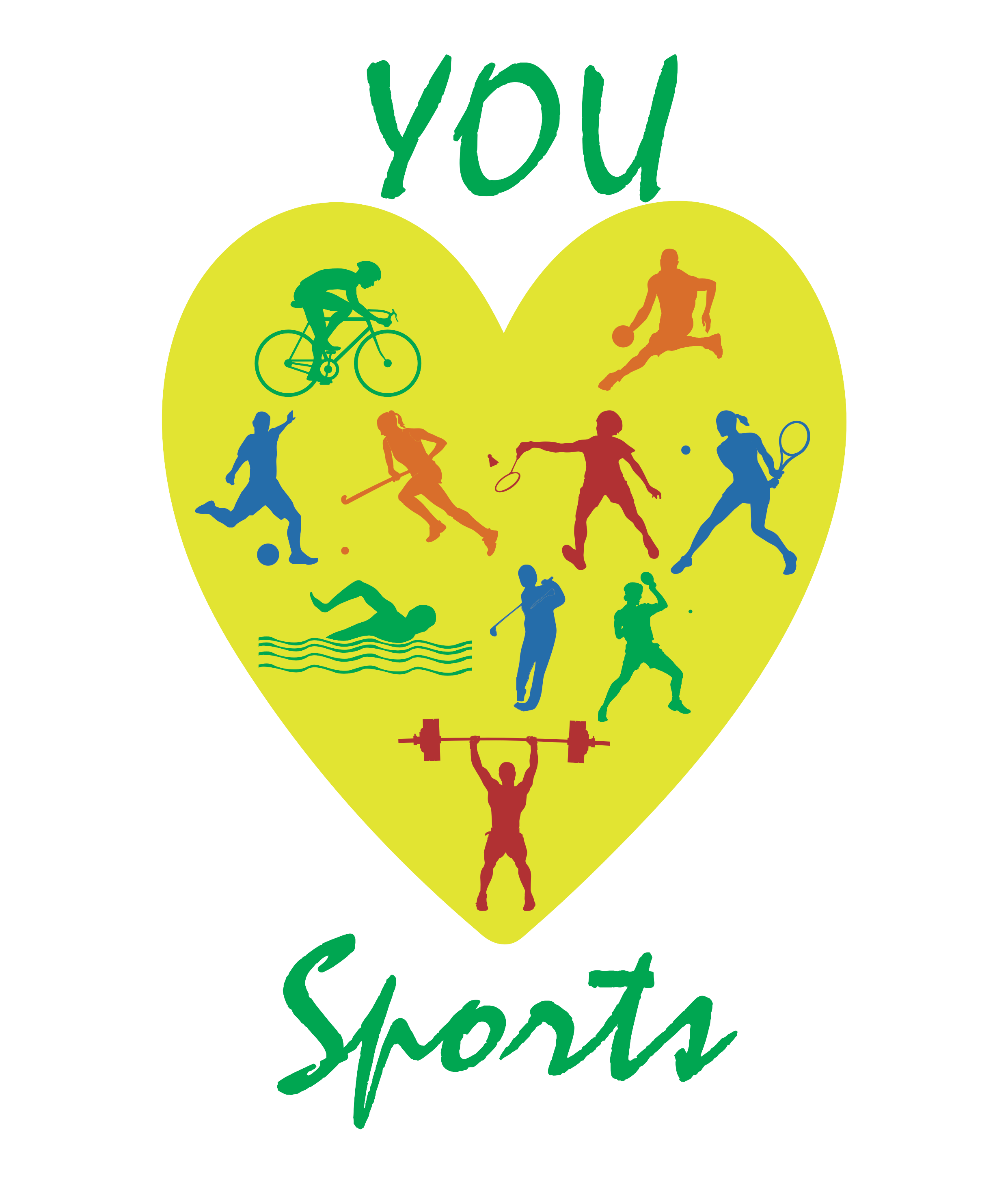 You Love Sports Logo