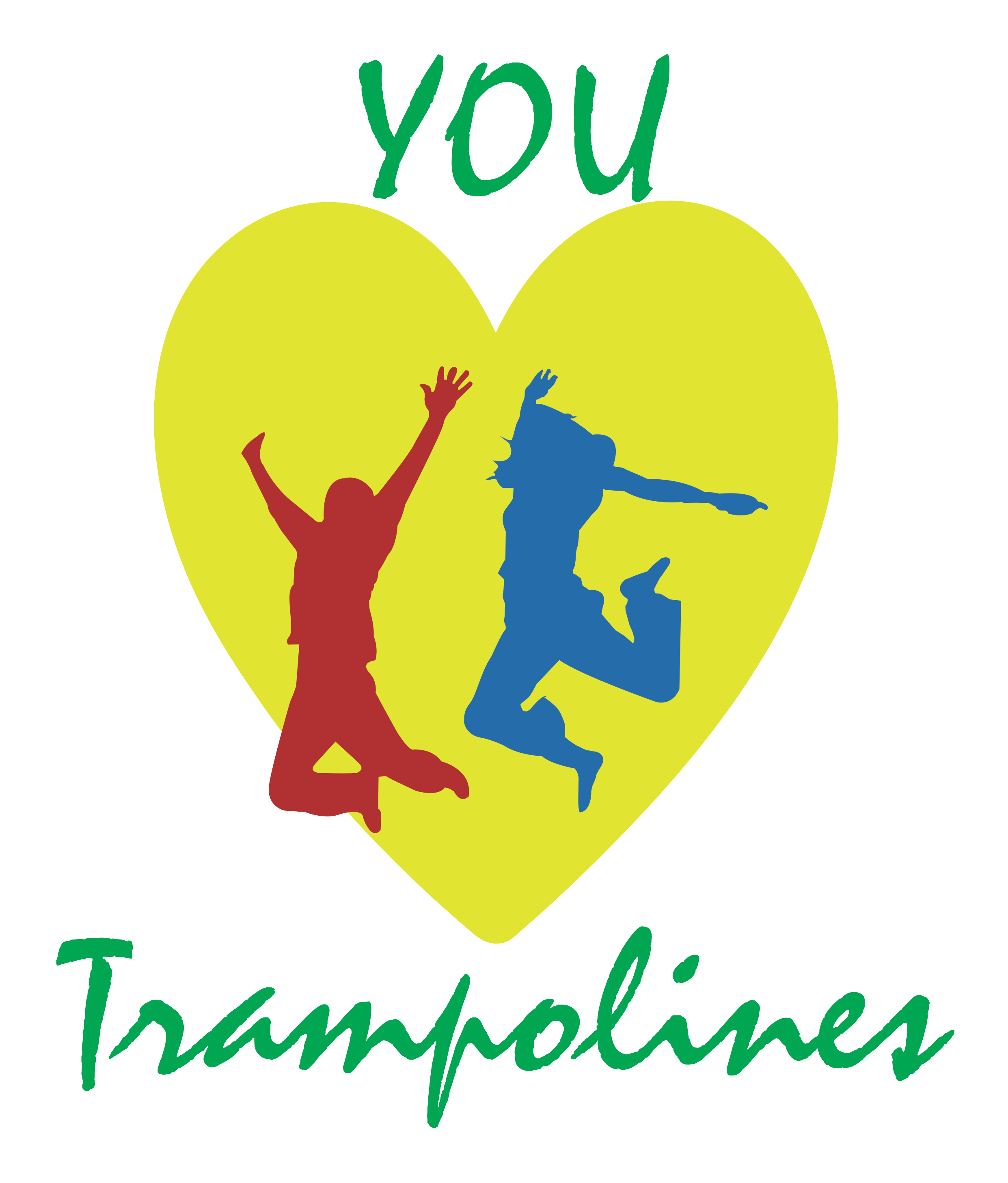 You Love Trampolines Logo